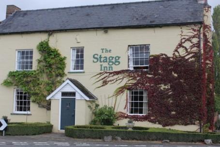 Stagg Inn, Titley