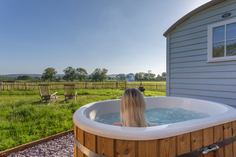 Glamping in Herefordshire Glamping in West Midlands